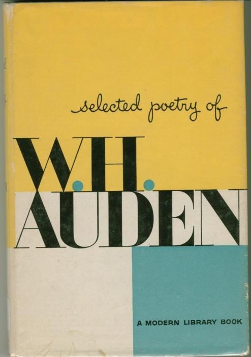 Auden - Selected Poetry