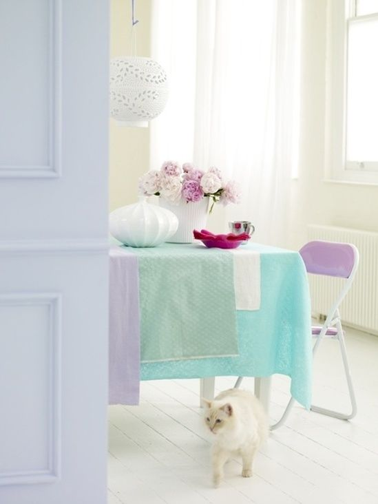 Pastel home