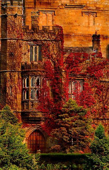 Hornby Castle, Lancashire UK