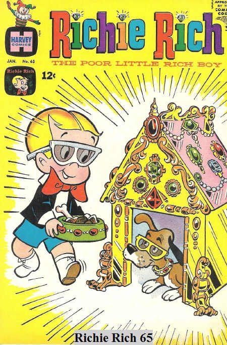 Richie Rich Comics