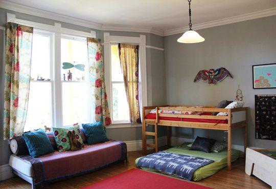 bedroom design - 2 children
