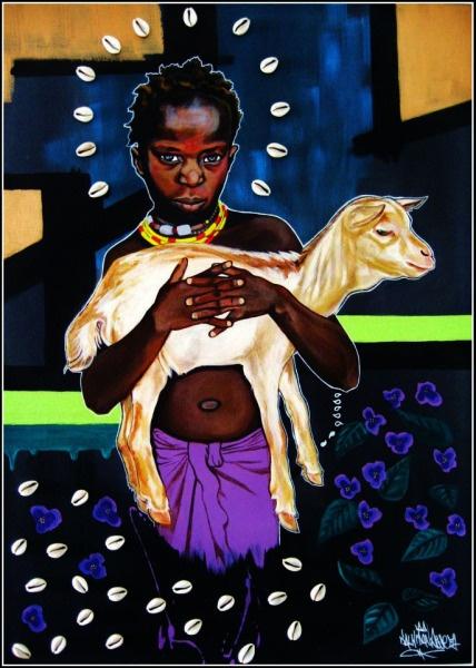 lamb becomes shepherd