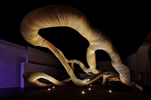 Milan Design Week 2013: Akihisa Hirata Designs 'Amazing Flow' for Lexus