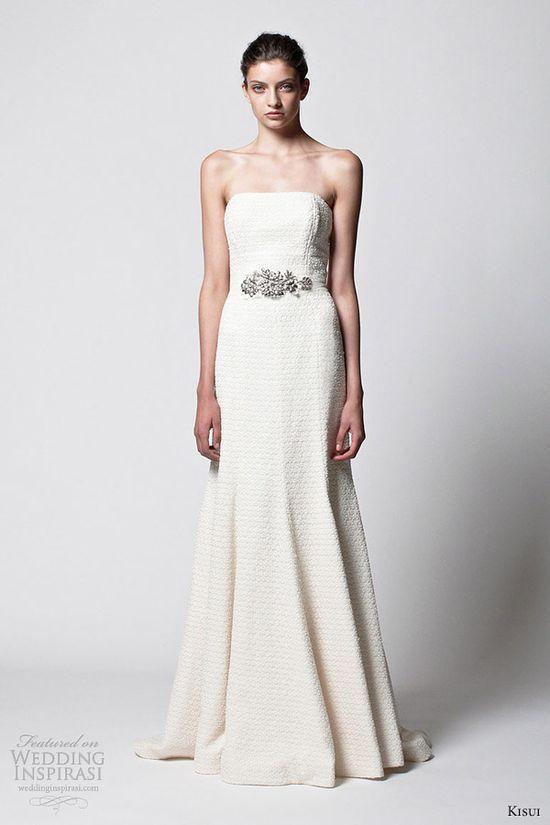 kisui bridal 2013 wedding dress