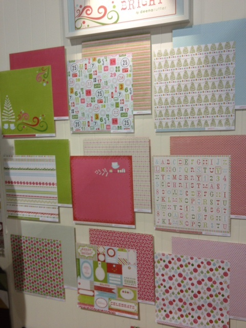 Brand New Carta Bella Merry and Bright Collection - Scrapbook.com
