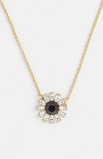 kate spade new york 'estate garden' pendant necklace