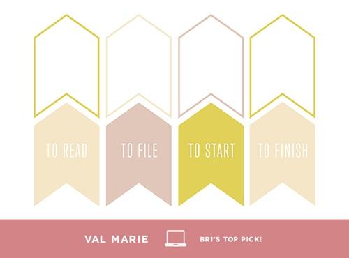 desktop wallpaper organization: Val Marie for DESIGNLOVEFEST