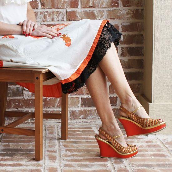 Grosgrain: Slip Extender DIY - Perfect for tall girls and too-short dresses / skirts