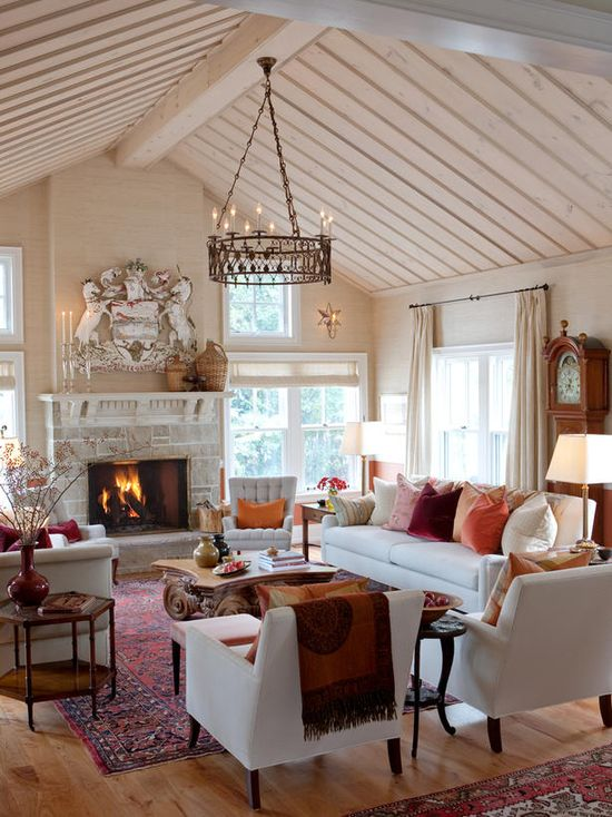 Warm Things Up - Our Favorite Fall Decorating Ideas on HGTV