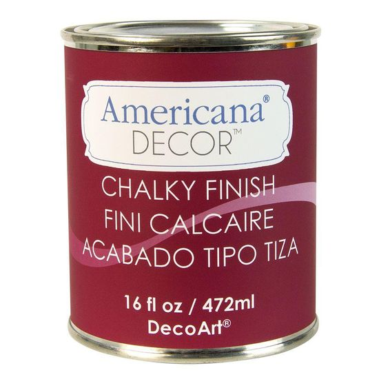 DecoArt Americana Decor 16-oz. Rouge Chalky Finish at The Home Depot