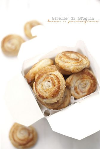 bacon puff pastry rolls  www.pane-burro.bl...