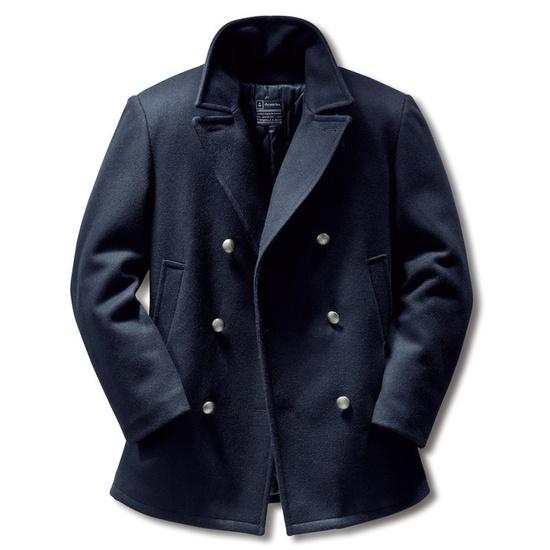 Gentlemen's Breton Caban Jacket
