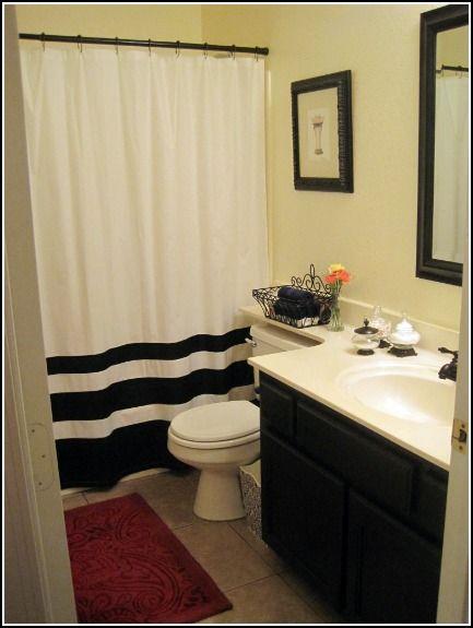 Master Bath Shower Curtain idea?