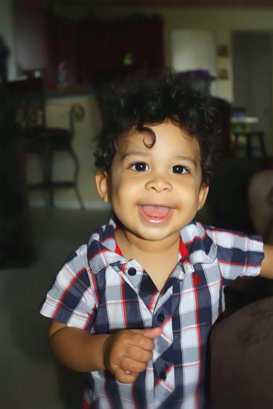 Beautiful baby boy :)