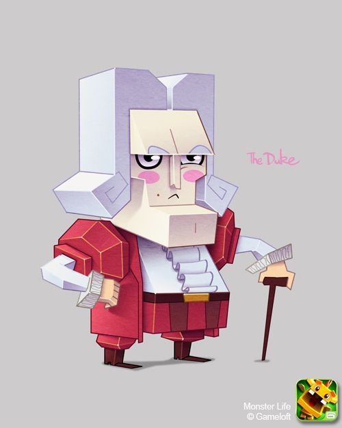 #Character Design by Joslin