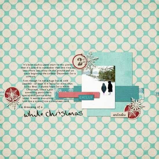 1 photo #scrapbook #layout #blue #pattern #journal