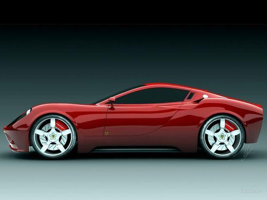 Dino Ferrari sports car