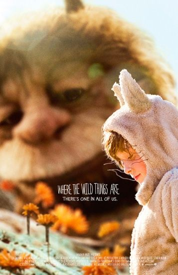 #movie #poster #wherethewildthingsare #alternative