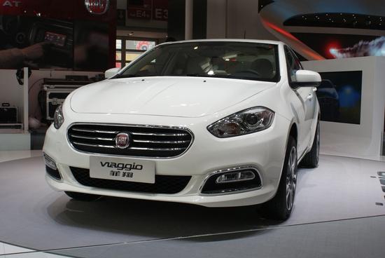 Beijing 2012. Fiat Viaggio 2013
