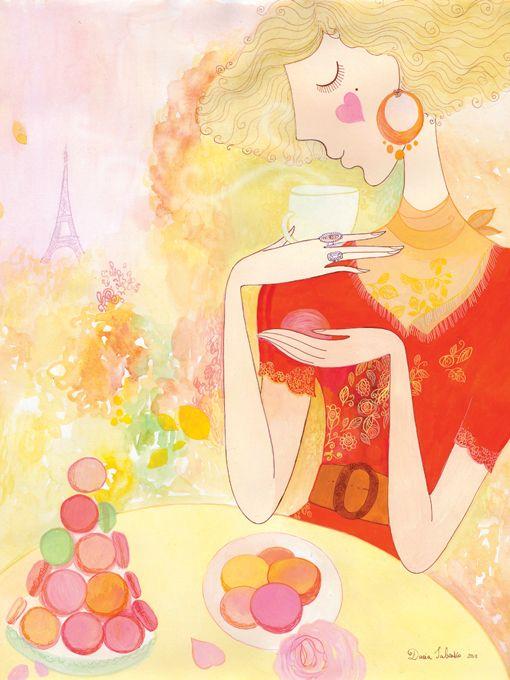 Daria Jabenko #illustration
