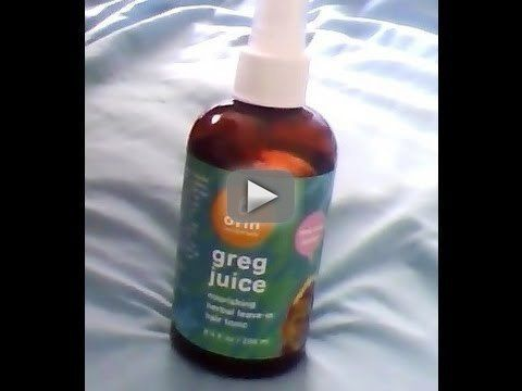 *217* Oyin Handmade Greg Juice Product Review - (please expand for more info) Oyin Handmade Greg Juice