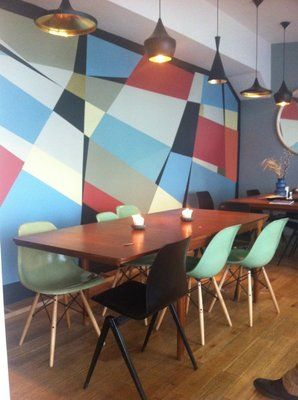 PLAYTIME: nice decor, great food, inventive combinations, sometimes a little risky