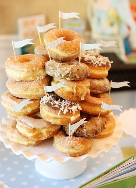 Donut Cake!