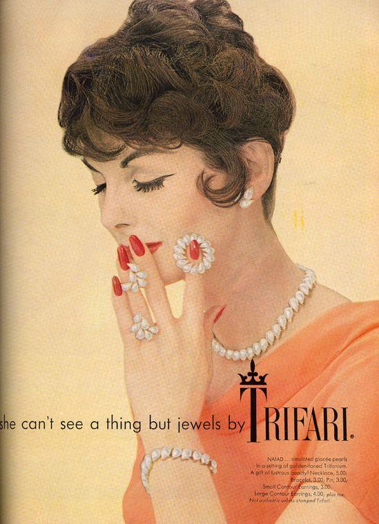 Trifari 1958