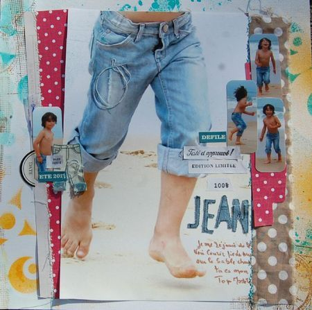 Scrapbook Page-layout_big picture