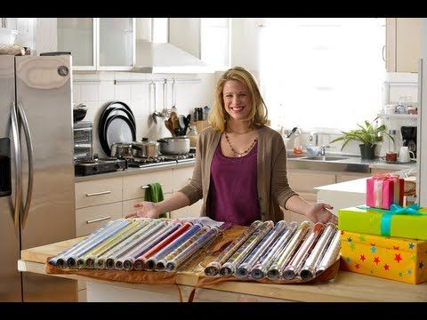 ? The Best Gift Wrap Storage - Wrap iT Gift Wrap Organizer Photoshoot Behind the scenes Video - YouTube