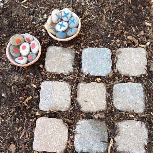 saw this in a garden- so cute