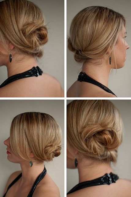 30 Days of Twist & Pin Hairstyles – Day 16
