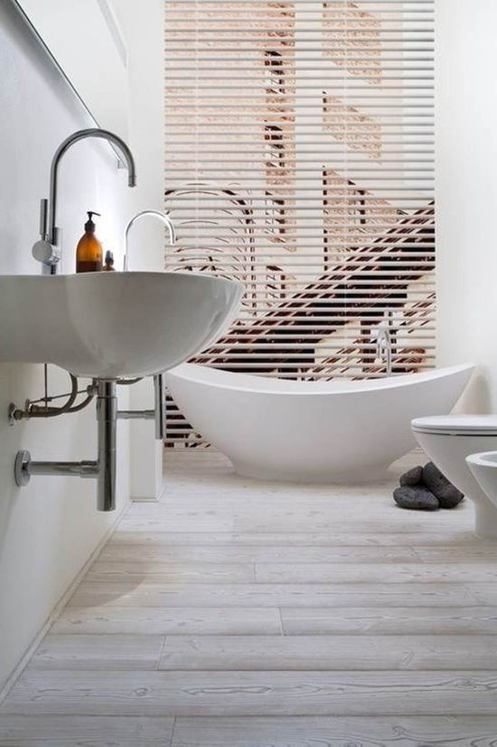 chic small modern bathroom #bathroom decorating before and after #bathroom interior