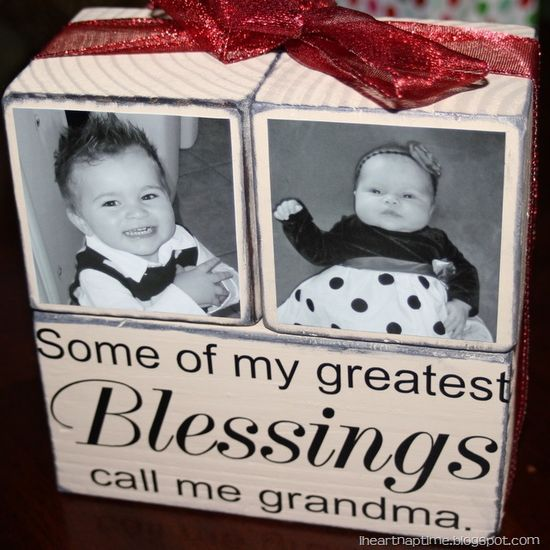 Great gifts for Grandparents!!