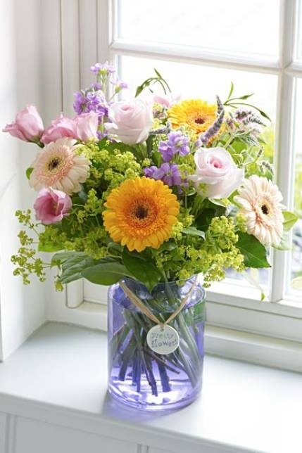 The Scent of Summer Vase Arrangement.