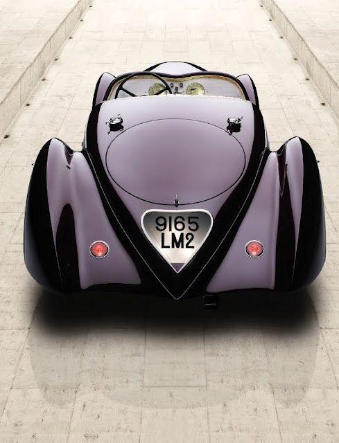 Peugeot Darl'mat Roadster.