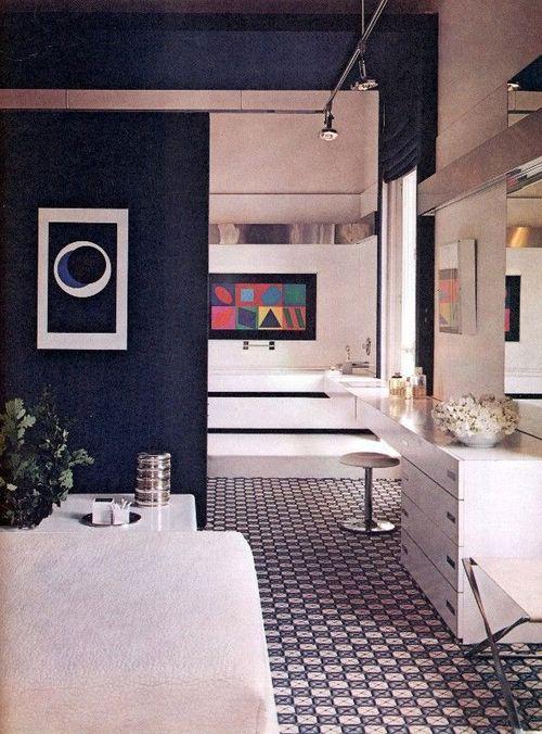 1976 interior design.