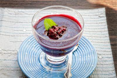 17 Delicious Paleo Pudding Recipes: Fruit Pudding