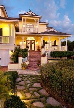 Tropical Exterior Design
