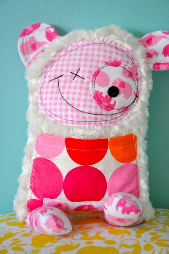 No pattern - this is just sew cute