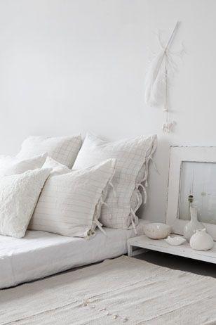 bedroom whites
