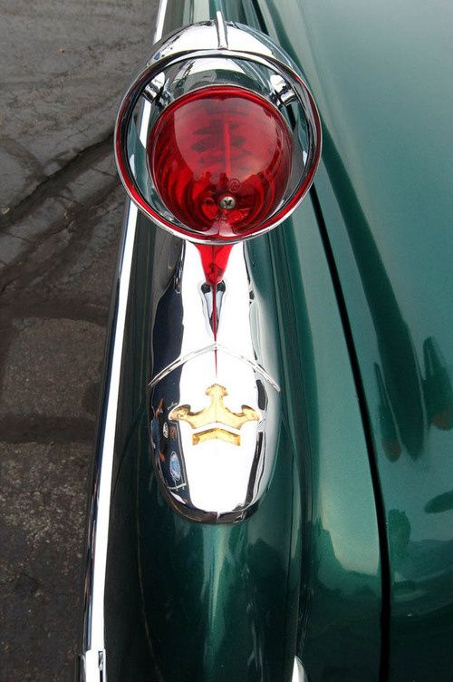 1956 Imperial tail lights