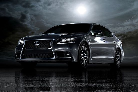 2013 Lexus LS 460 F-Sport Expensive cars ~ The Most Expensive Sport #ferrari vs lamborghini #luxury sports cars #celebritys sport cars #sport cars #customized cars