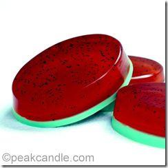 Watermelon Soaps. So cute, great gift idea :)