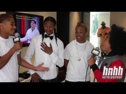 Mindless Behavior Spill Each Others Secrets! So funny !!