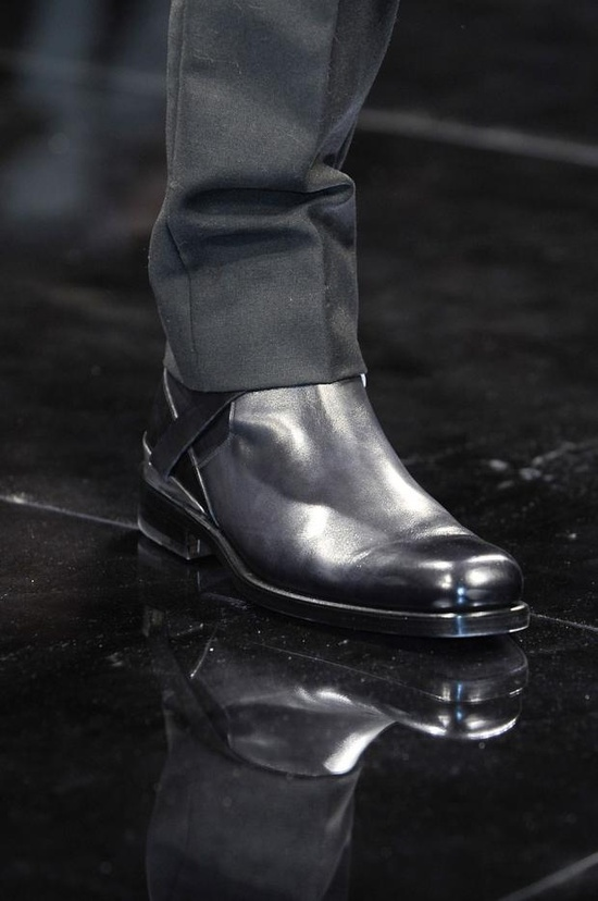 Salvatore Ferragamo Fall/ Winter 2012