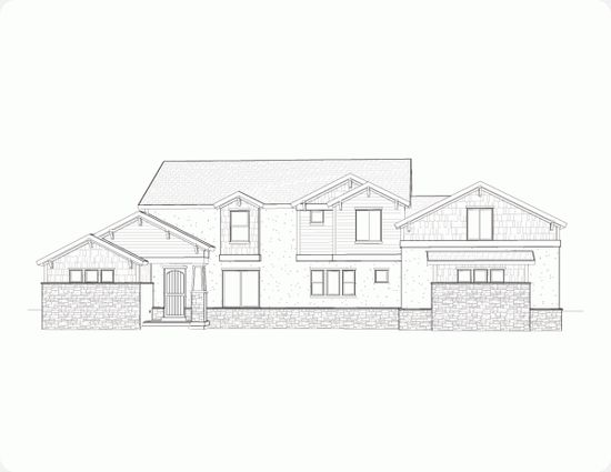 Walker Home Design: Rosemont Plan
