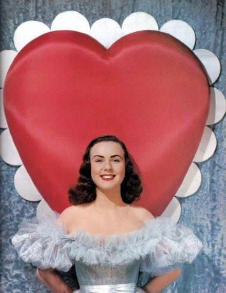 ? Deanna Durbin: romantic Valentine