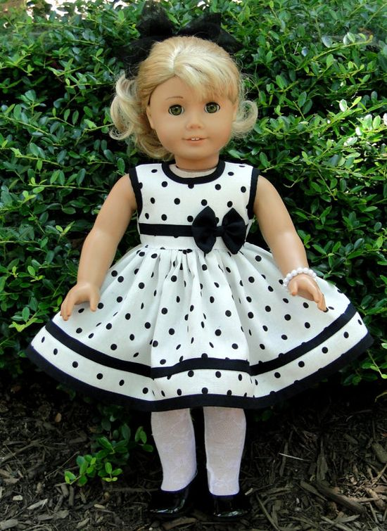 18 Inch Doll Clothing for American Girl Dolls  by Bestdollboutique, $14.00