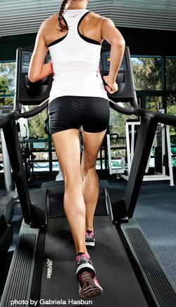 Treadmill Running Workouts #1